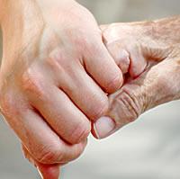 core-hands